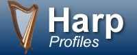 Harp Profiles - Find Harpists and Harp Teachers