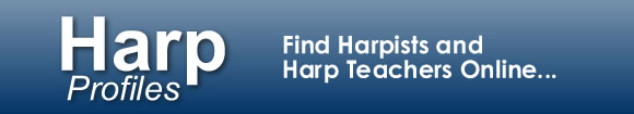 HarpProfiles.com - Find Harpists and Harp Teachers Online